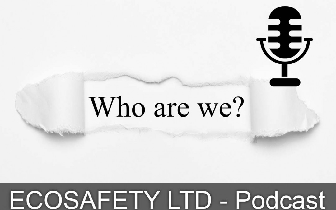 Ecosafety Ltd… Who are we!?